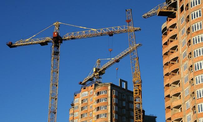 Киевгорстрой остановил строительные работы по всему Киеву