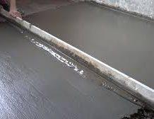 Особенности бетона для стяжки.