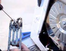 Как заменить в стиральной машине ТЭН с минимальными вложениями