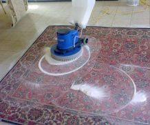 Чистка и стирка ковров на фабрике