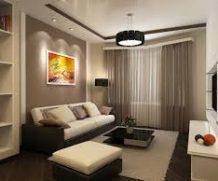 Что учесть при разработке дизайна интерьера для однокомнатной квартиры