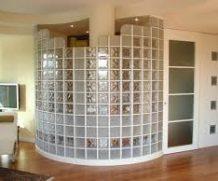 Стеклоблоки и мозаика из стекла для ванной