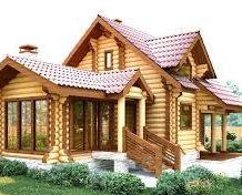 Почему деревянные дома пользуются повышенной популярностью