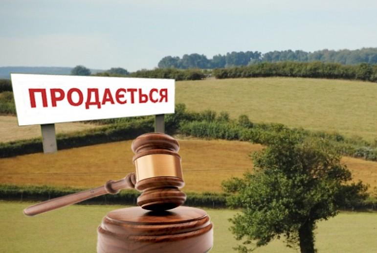 В Украине состоялся первый земельный онлайн-аукцион